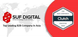 SUF digital Top Leading b2b company in asia